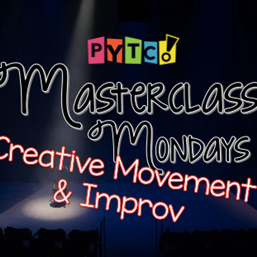 Masterclass Monday: Creative Movement and Improv