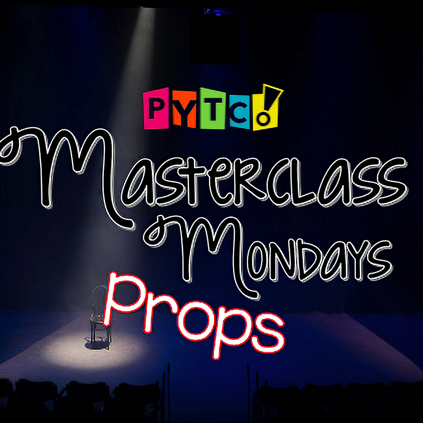 Masterclass Monday: Props
