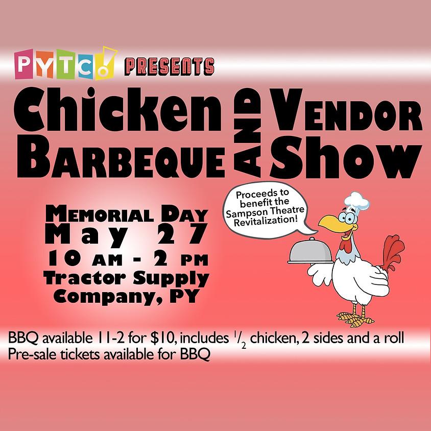 Chicken BBQ at Tractor Supply