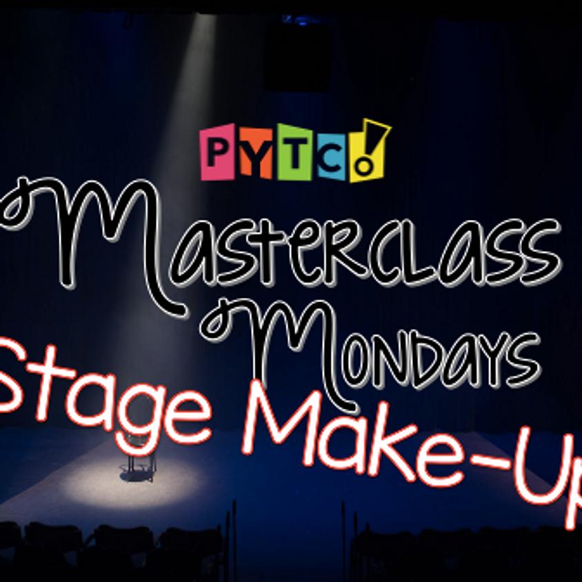 Masterclass Monday: Stage Make-Up