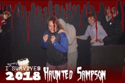 Haunted Sampson - 2018