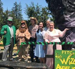 Wizard of Oz 2018