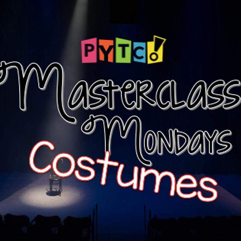 Masterclass Monday: Costuming