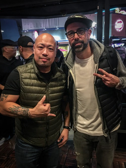 DJ Nu-Mark (DJ for Jurassic Five)