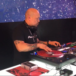 NAMM 2018 in Pioneer DJ booth