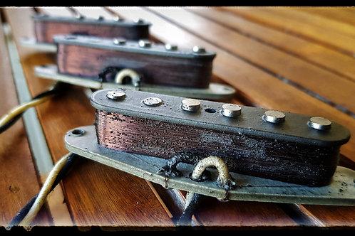 Strat Izabella vintage alnico 5