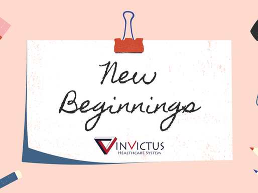 Here's To New Beginnings!