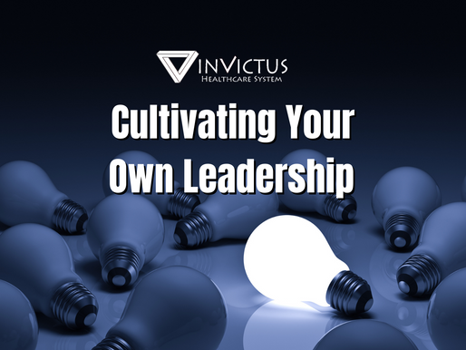 Cultivating Your Own Leadership