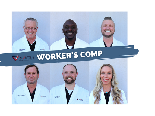 Worker's Compensation At Invictus Healthcare System