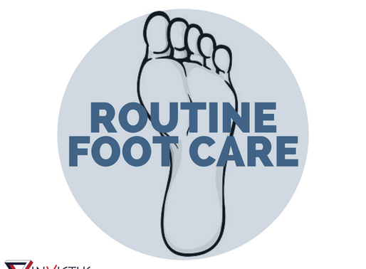 Routine Foot Care