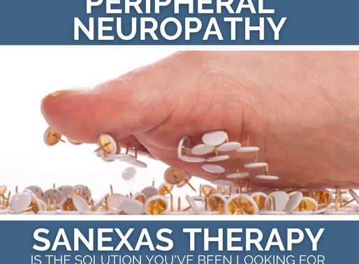 Sanexas Therapy, The Solution You Have Been Looking For