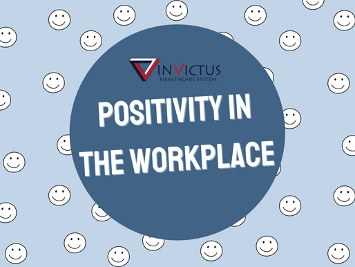 Positivity in the Workplace