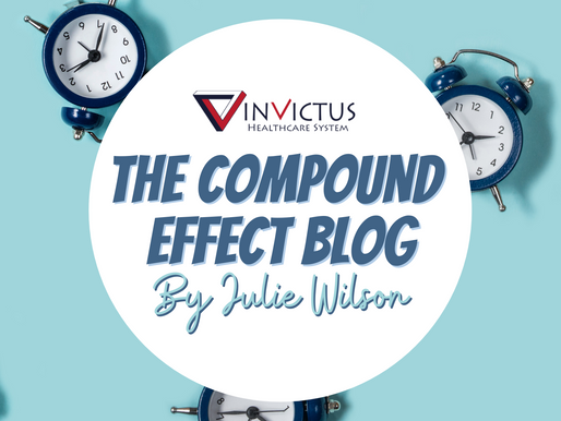 The Compound Effect: The Little Things Matter