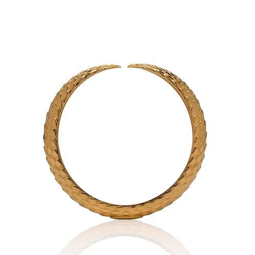 The Viper Bracelet - Gold
