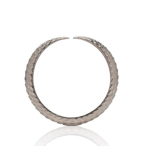 The Viper Bracelet - Silver