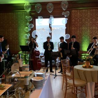 Jazz Band Combo at Cairnwood Estates