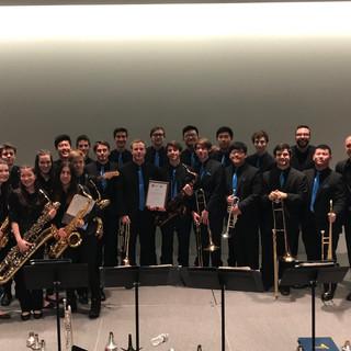 2018-2019 Jazz Band