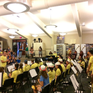 LM2018-19 Jazz Band Camp