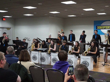 Mid-Atlantic Jazz Festival 2020, LMHS Jazz Band