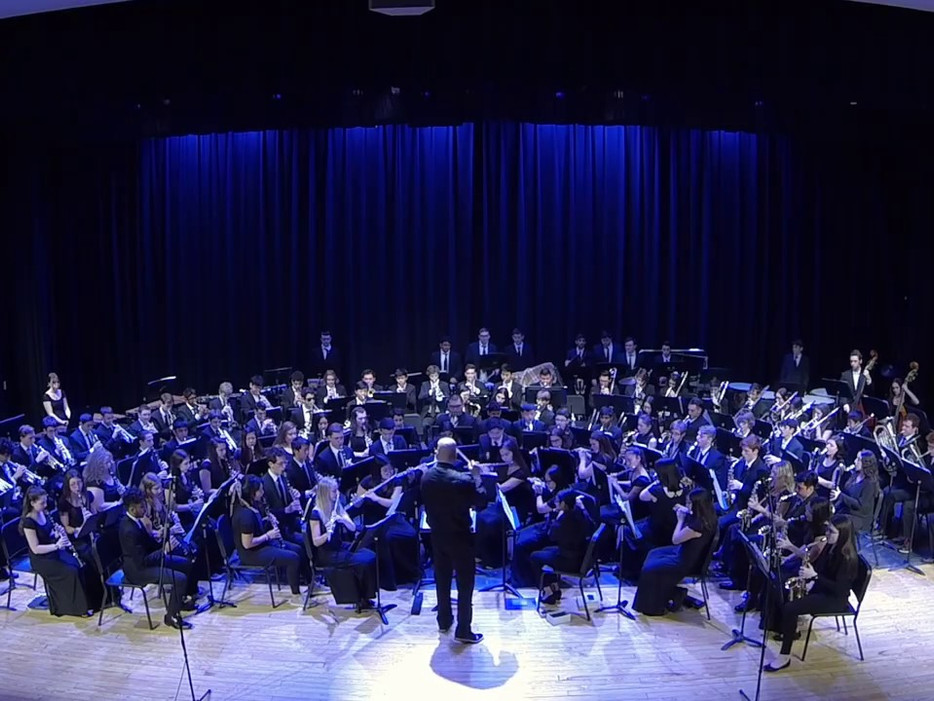 March 2020 All Band Concert Day