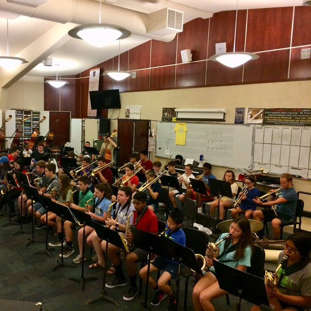 LM 2019 Jazz Band Camp