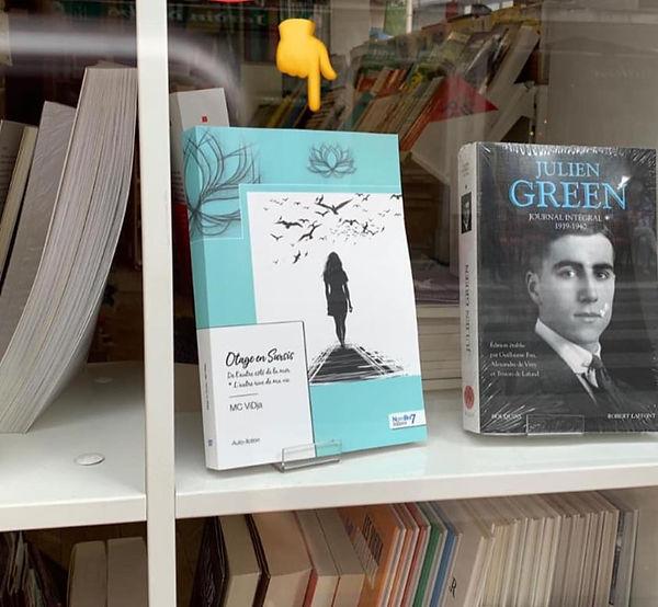 Otage en Sursis en librairie