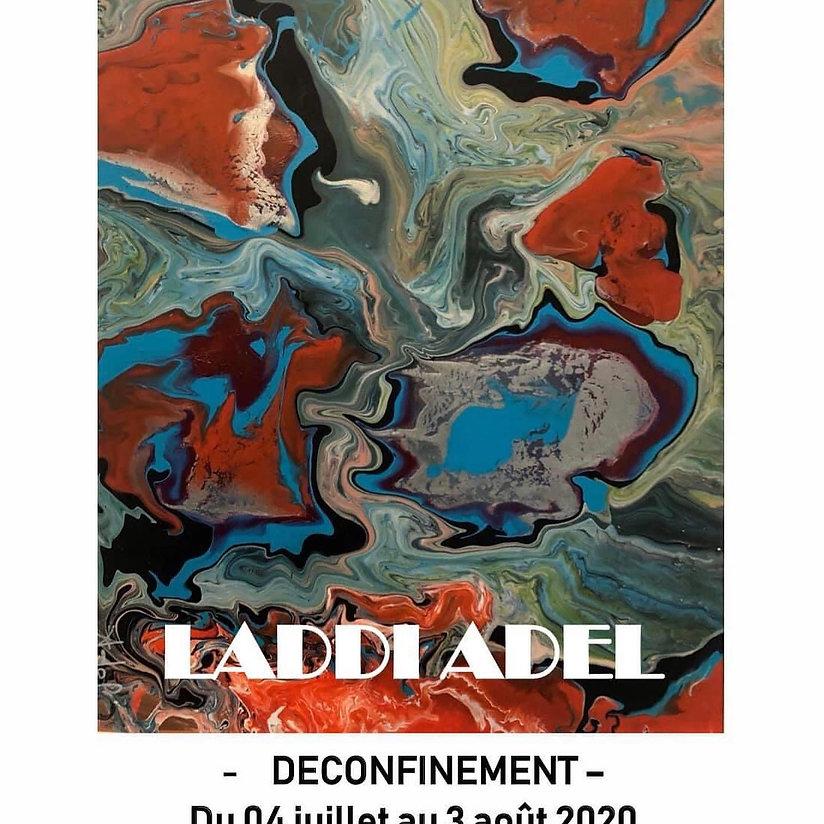 ATELIER LADDI, tous droits réservés à Adel Laddi