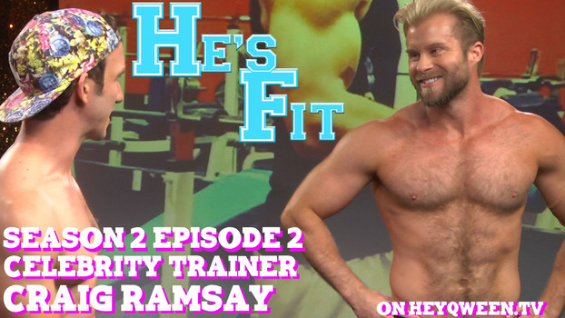 Craig Ramsay on He's Fit!