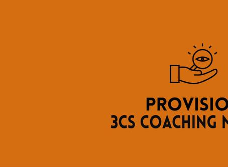 3Cs Coaching Minute--Building Buy-in