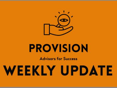Weekly Update 04-10 Apr 21