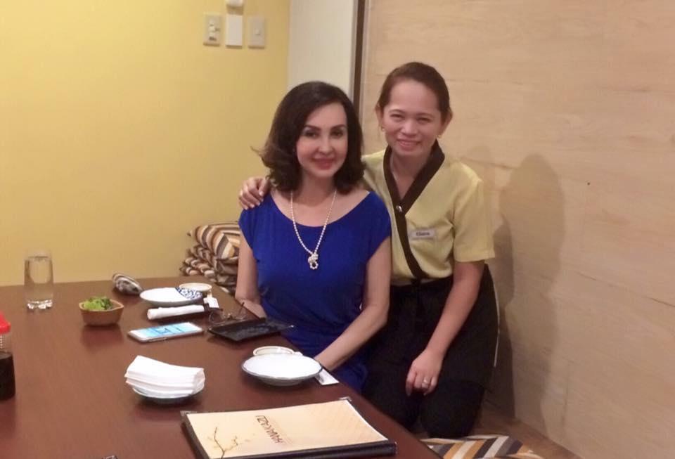 Ms. Cory Quirino @ Hanakazu