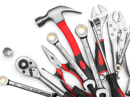 ¿Necesitas una caja de herramientas en casa?