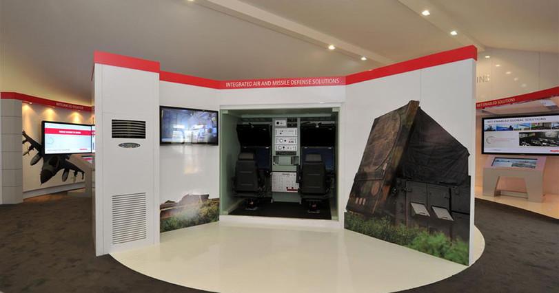 Exhibition stand, modular exhibition sta