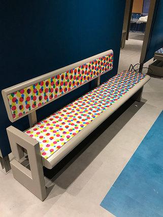 Printed furniture