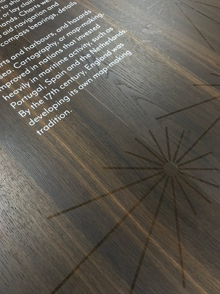 Varnish effect & DTM print