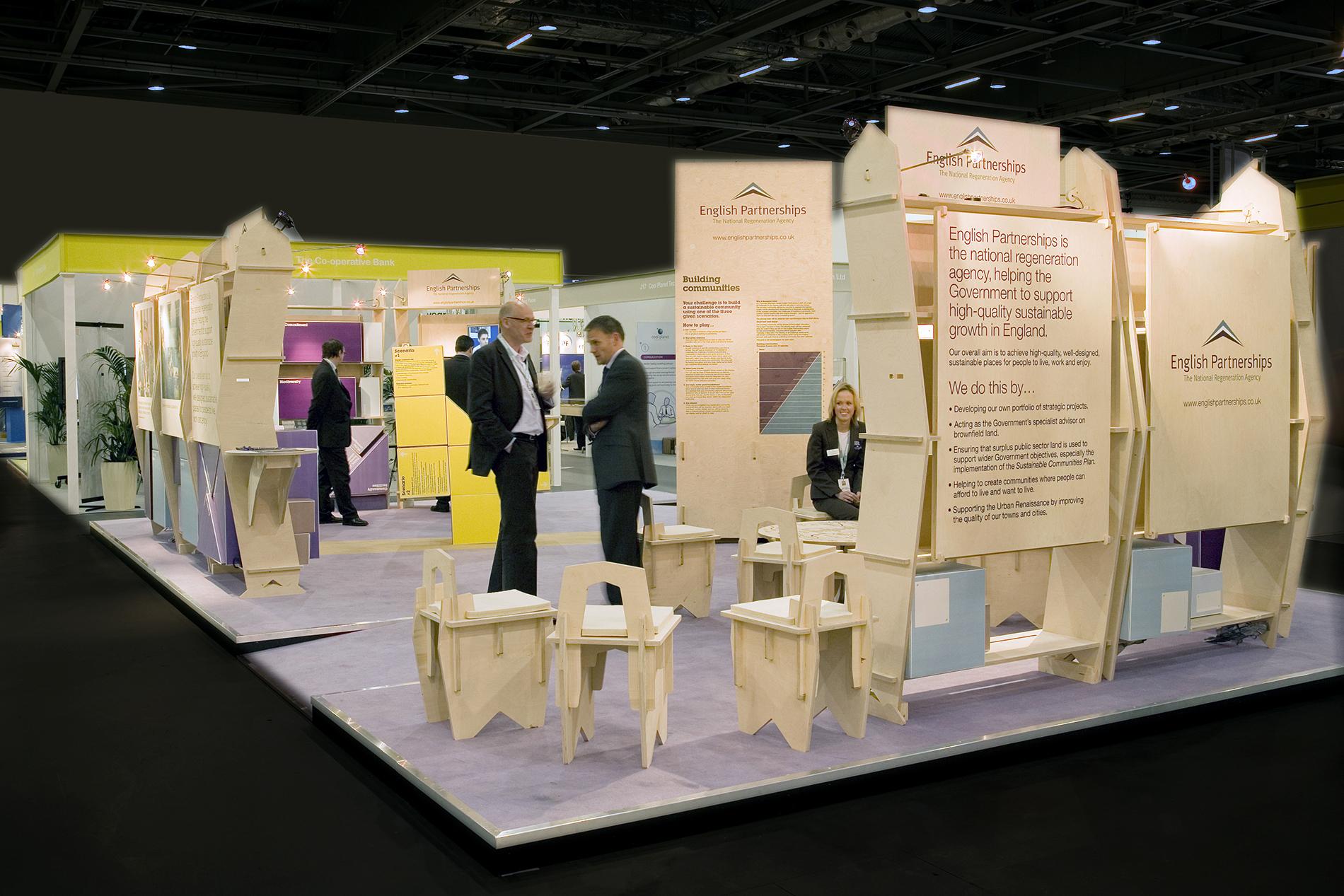 Exhibition Graphics - Print To Wood