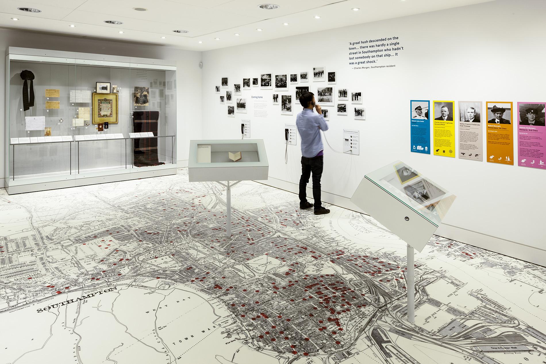 Resin floor graphics