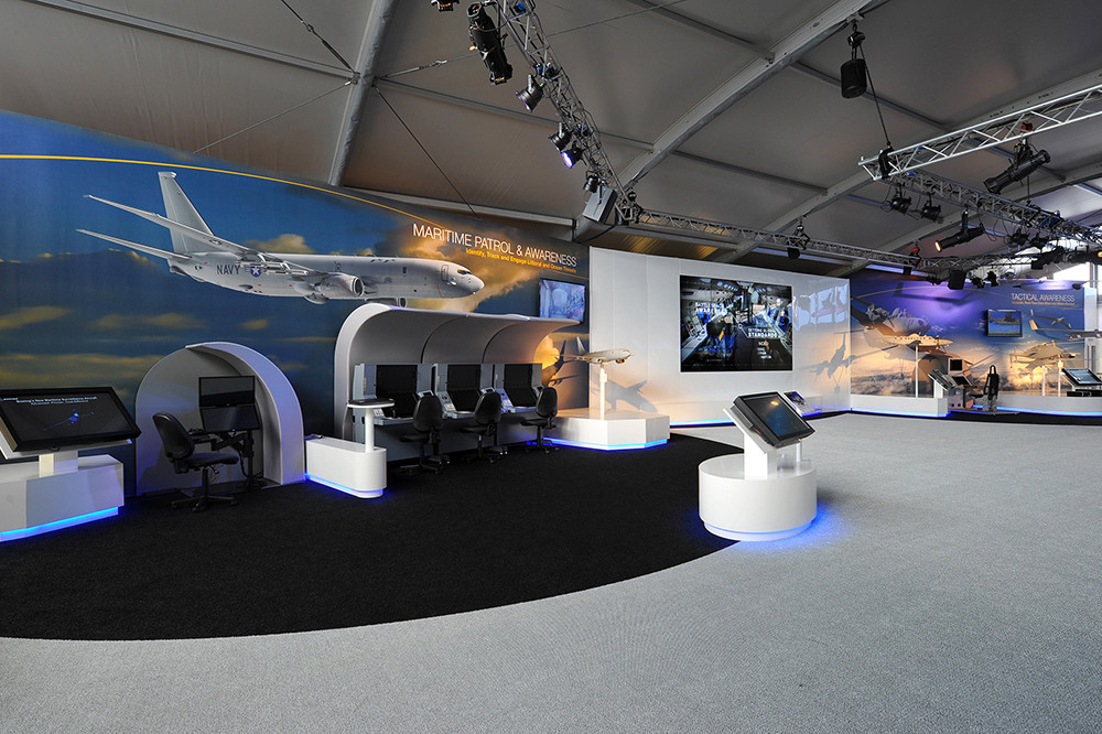 Exhibition Graphics, digital wallpaper,