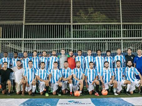 [Español] De Israel para el mundo: Inter Aliyah, el equipo revelación de la temporada