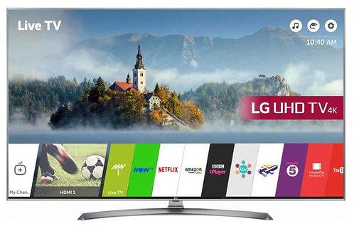 """65"""" LG LED 4K TV"""