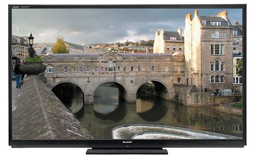 "60"" Sharp LED TV"