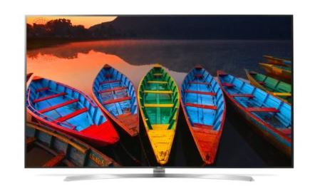 """75"""" LG LED 4K TV"""