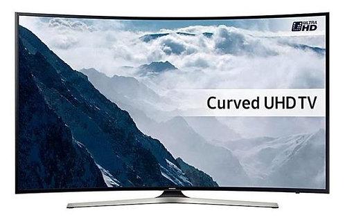 "65"" Samsung Curved LED TV"