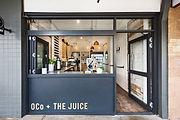 OCO + THE JUICE