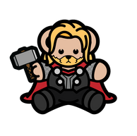#004 Thor