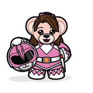 Kimberly Hart / Pink Ranger