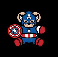#002 Captain America