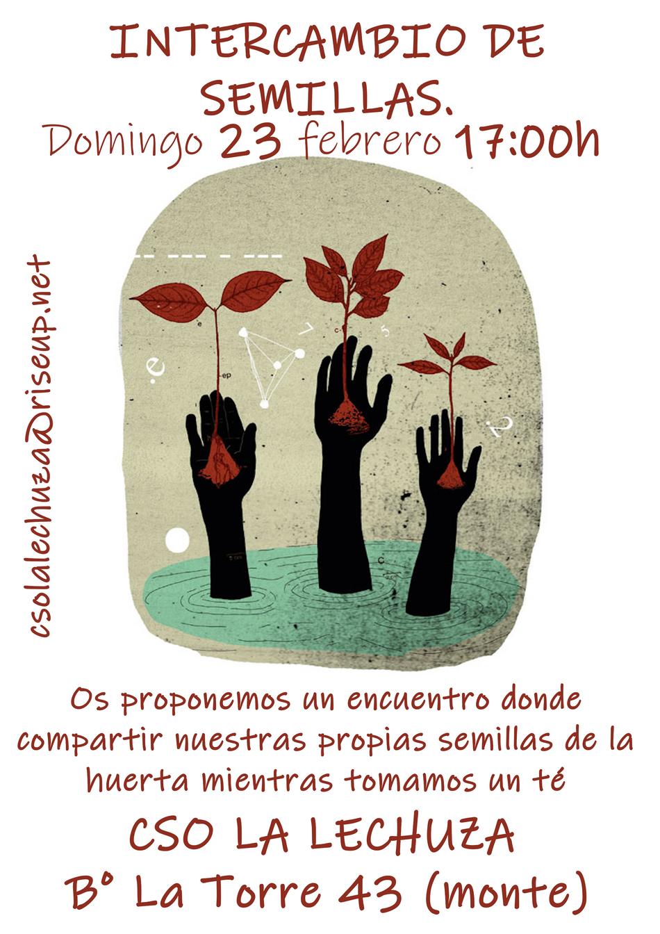 Encuentro de semillas 23 Febrero