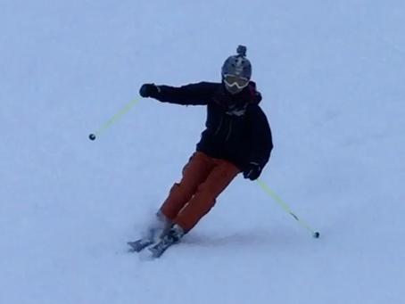 スキー 2級1級の合否の分かれ目