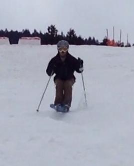 そもそも、スキー上達になぜスクワットの練習が必要なのか?